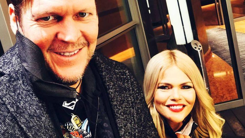 Michael Tomaschautzki und Diana Herold im Oktober 2020