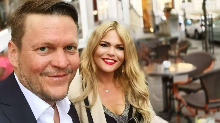 """Michael Tomaschautzki und Diana Herold, """"Das Sommerhaus der Stars""""-Paar 2020"""