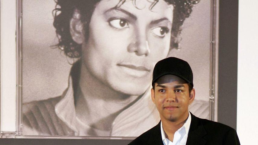 Michael und Taj Jackson