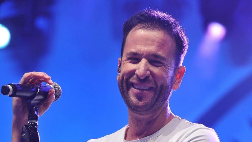 Michael Wendler bei einem Konzert in Berlin