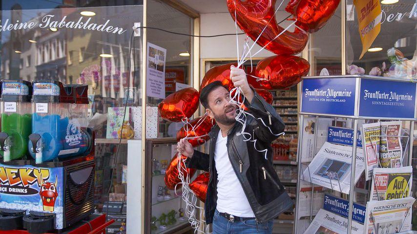 """""""Muttis Tapete"""": Wendler ist beim Hochzeitslook wählerisch!"""