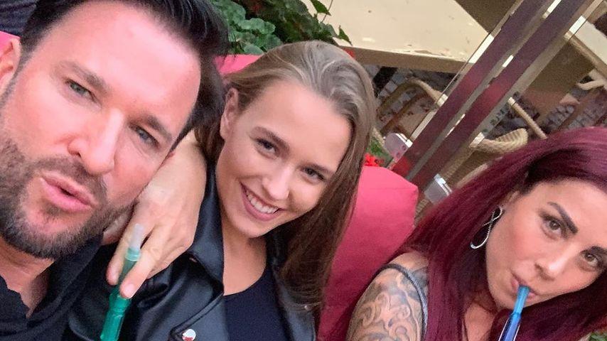 Freunde dank Sommerhaus: Wendler und Laura sehen Kate wieder