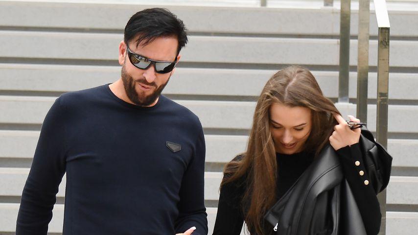 Michael Wendler und Laura Müller im Mai 2019 auf Mallorca