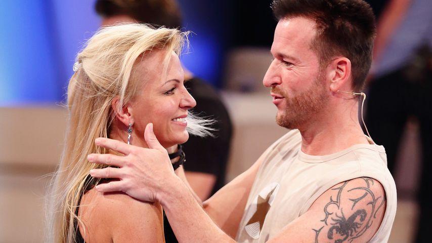 """Michael Wendler und seine Frau beim """"Promi Big Brother""""-Finale"""
