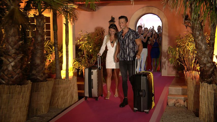 "Michele Cipa und Josua Günther, ""Love Island""-Couple 2020"