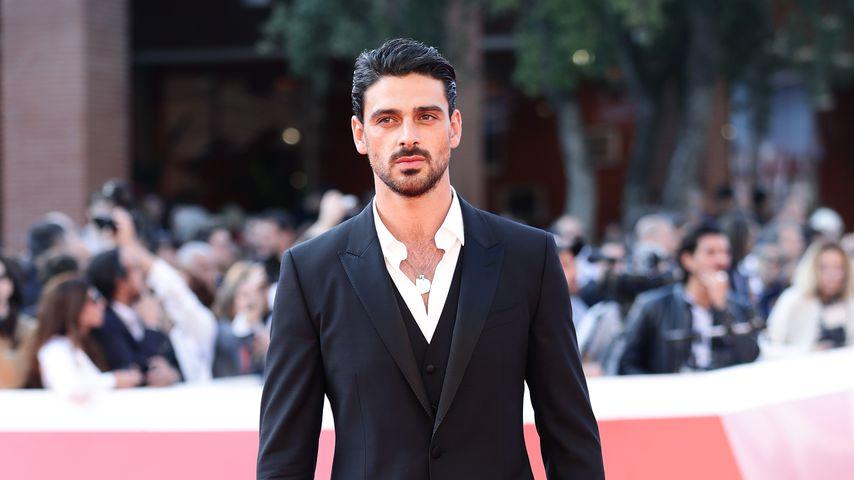 Michele Morrone, Schauspieler