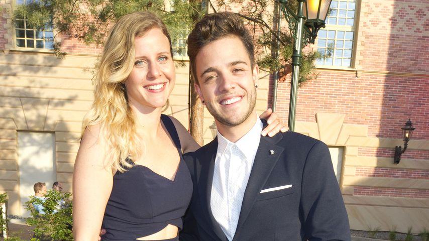 Michèle und Luca Hänni