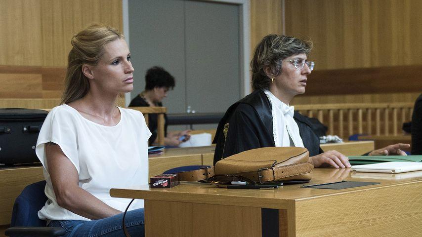 Verklagt! Hier steht Michelle Hunziker in Rimini vor Gericht