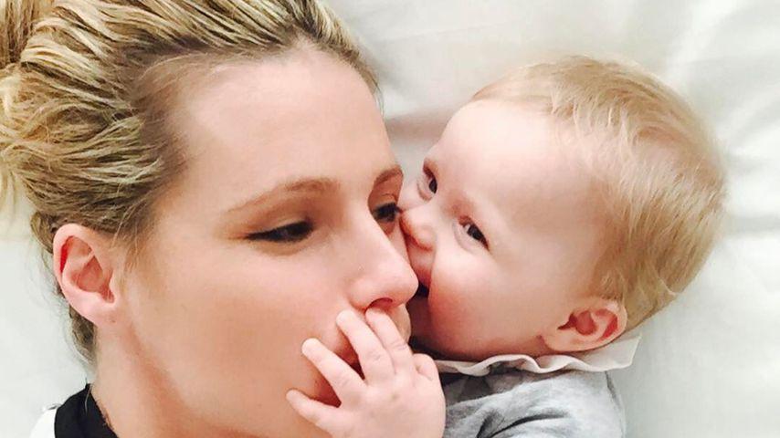 Rührend: Michelle Hunziker postet altes Babyfoto von Celeste