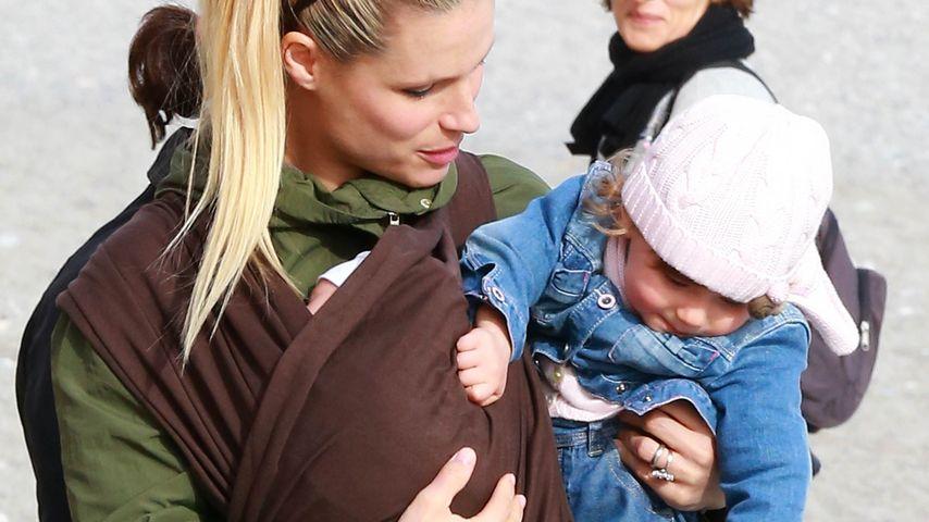 Im Glück: Michelle Hunzikers Töchter haben alles verändert
