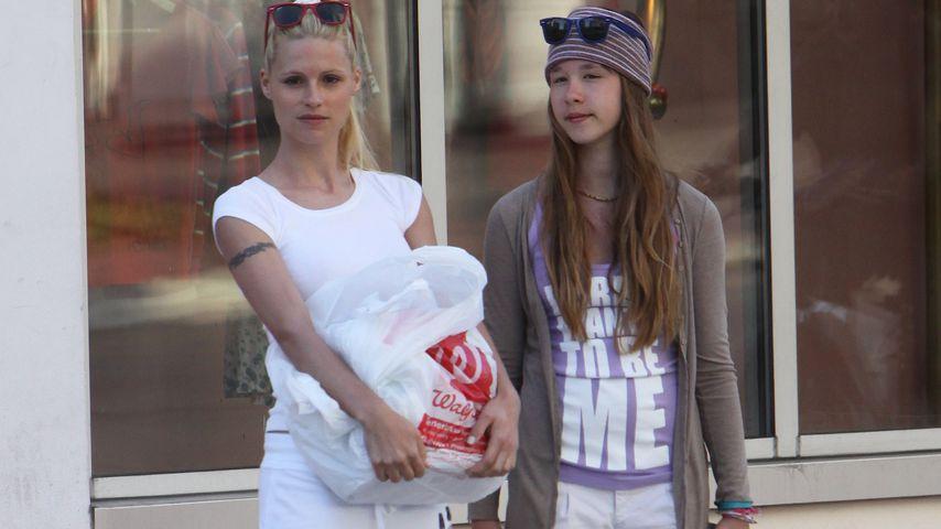 Mit 14 nicht hot wie Mama: Medien dissen Aurora Ramazzotti!