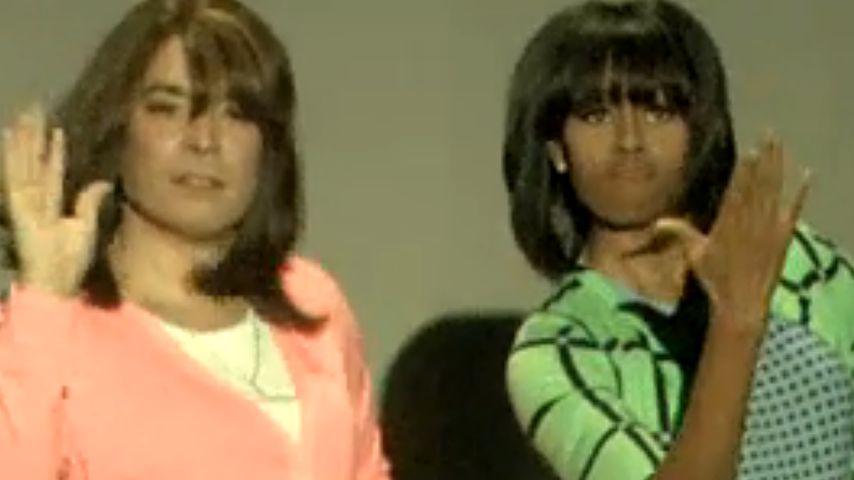 Michelle Obama: So lustig sind ihre Dance-Moves!