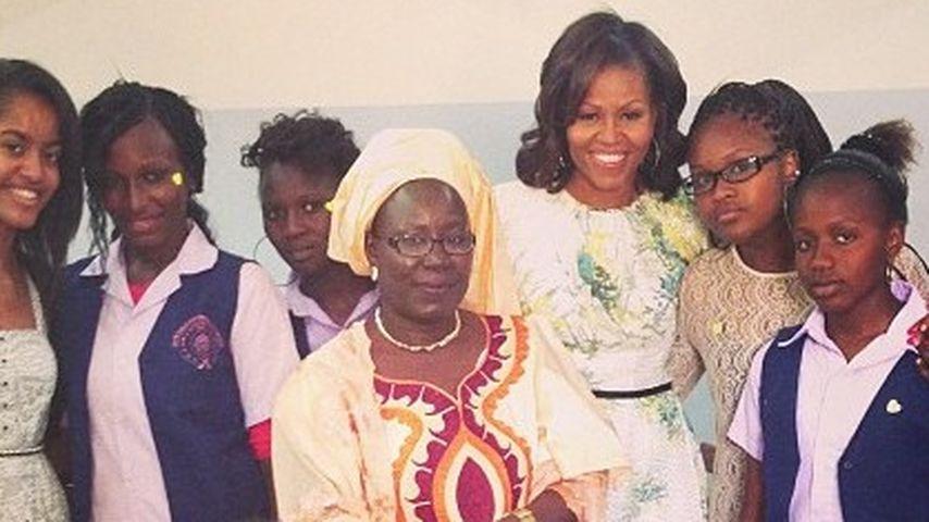 Hoher Besuch: Michelle Obama tritt Instagram bei