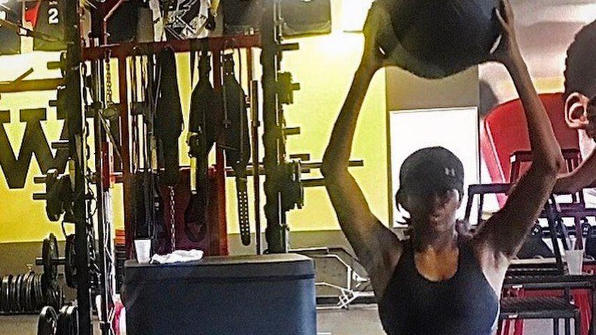 Workout-Pic: Ex-First Lady Michelle Obama trainiert im Gym!