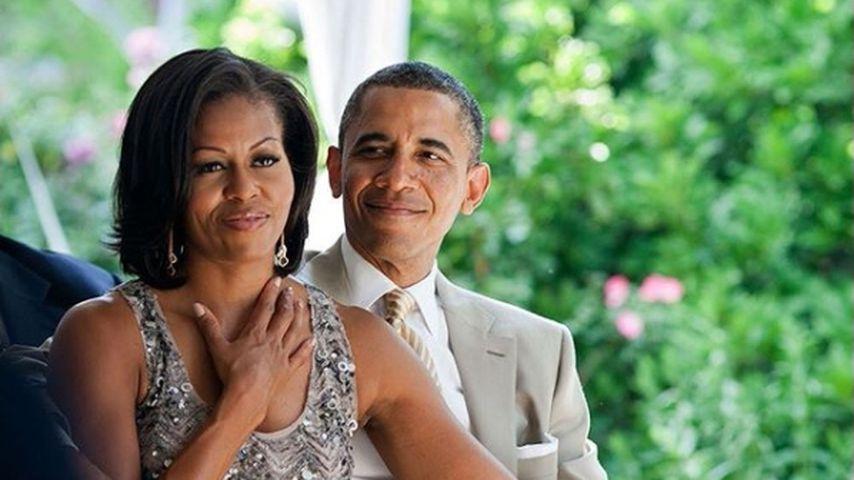 Das geht ans Herz: Obamas Bday-Grüße an Michelle