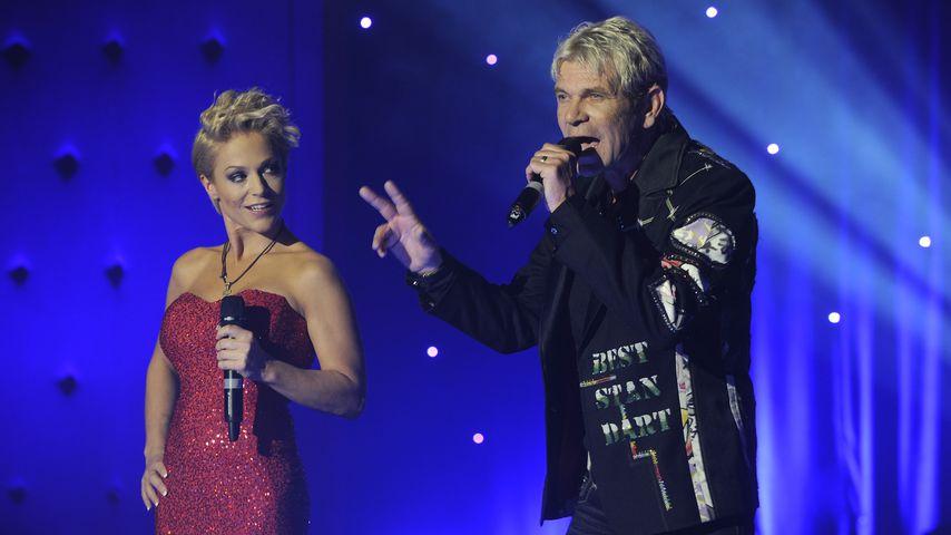 Michelle und Matthias Reim bei den Mein Star des Jahres Awards, 2012