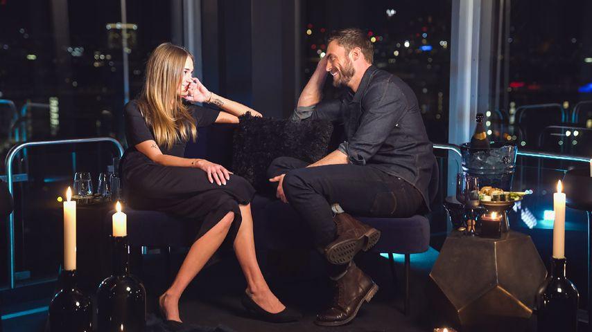 Michelle und Niko beim Bachelor