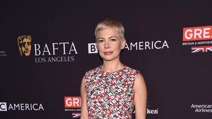 Michelle Williams bei einer Veranstaltung in Beverly Hills, 2018