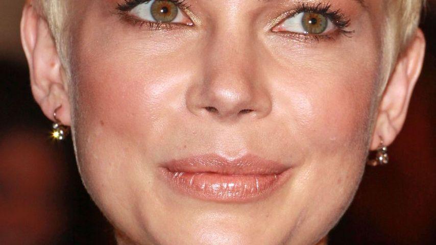 Michelle Williams Pixie Frisur Ist Ein Andenken Promiflash De