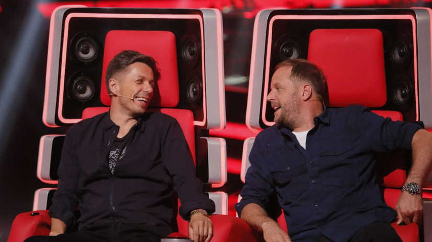 "Michi Beck und Smudo bei ""The Voice of Germany"""