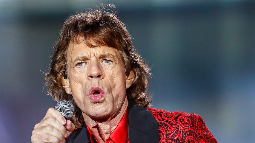 Mick Jagger, Sänger