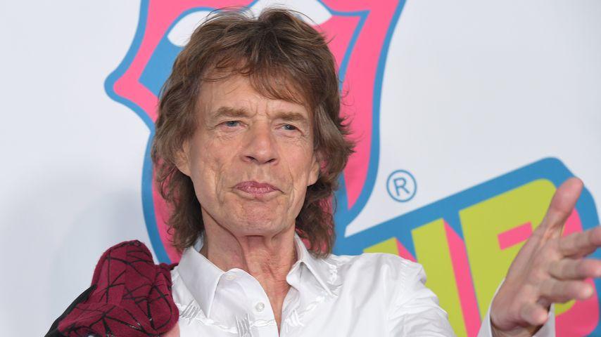 Mick Jagger, Rocklegende