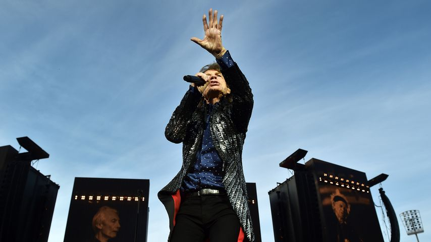 Herz-OP überstanden: Mick Jagger geht es wieder besser!