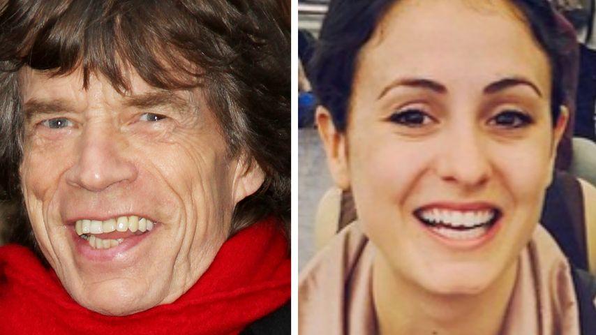 1 Jahr nach L'Wrens Tod: Liebt Mick Jagger diese Ballerina?