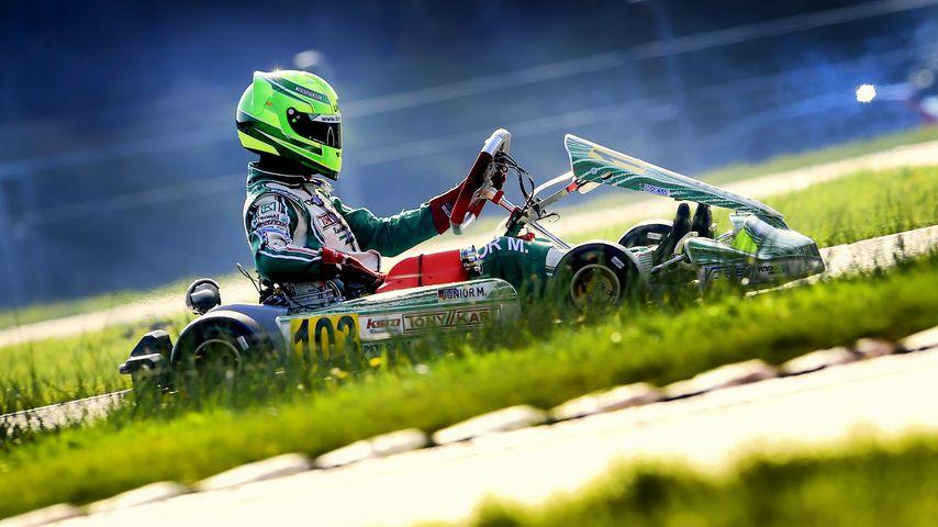 Riesenehre: Mick Schumacher Nachwuchs-Rennfahrer des Jahres