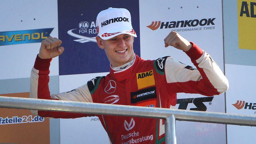 Mick Schumacher auf der Überholspur: Es geht in die Formel 2
