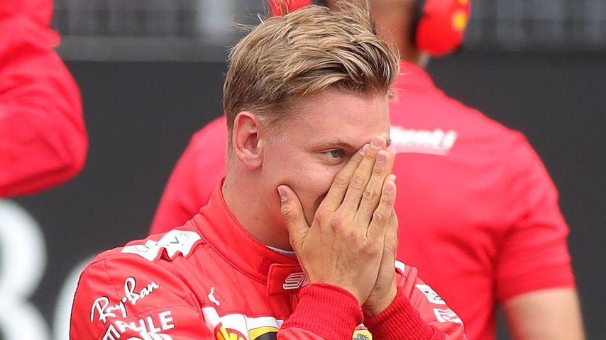 Mick Schumacher Ende Juli 2019 auf dem Hockenheimring