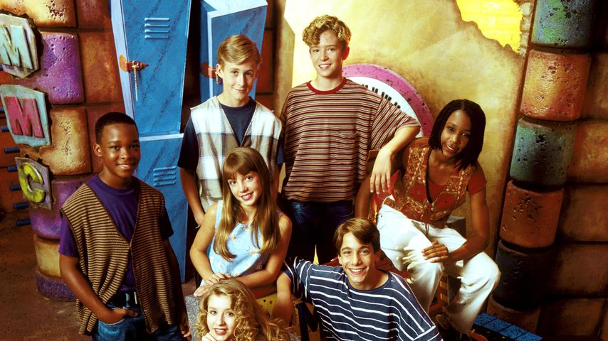 Mickey Mouse Club: Tate, Ryan, Justin, Nita, Britney, Christina, T.J.