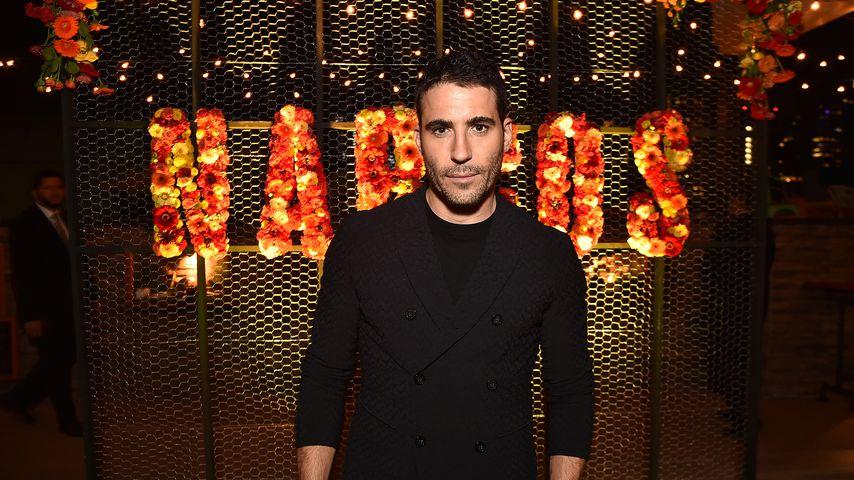 """""""Narcos""""-Schauspieler Miguel Angel Silvestre bei der Premiere der dritten Staffel in New York"""