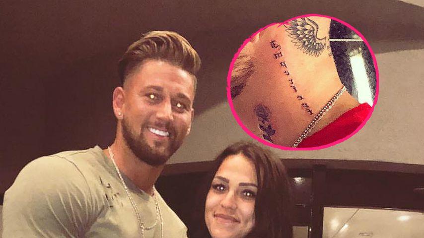 """""""Imperfect"""": Ist LI-Mikes neues Tattoo für schwangere Elena?"""