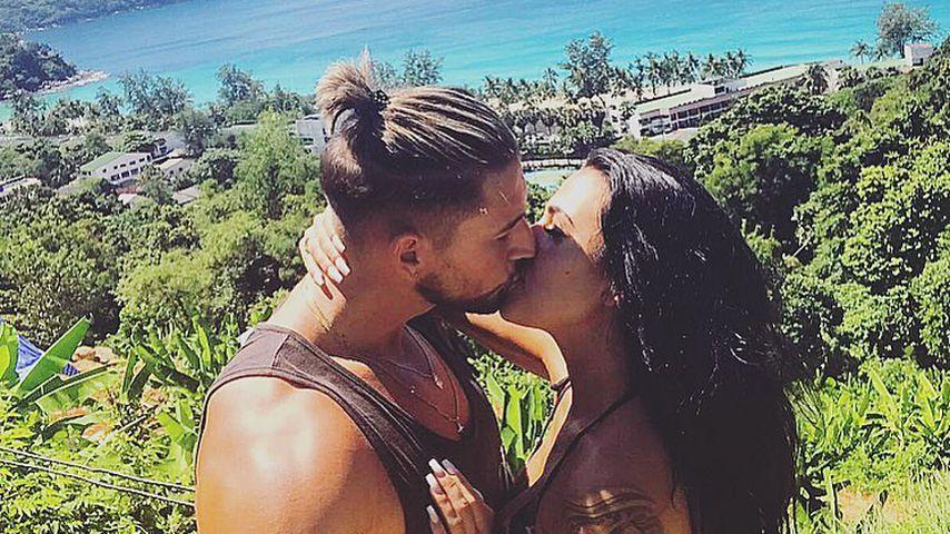 """Mike Heiter und Elena Miras, Ex-""""Love Island""""-Teilnehmer"""