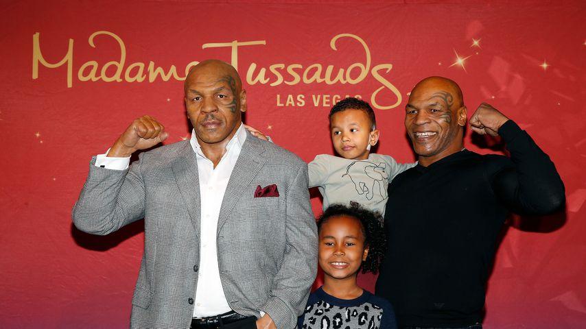 Mike Tyson bangt um seine Tochter