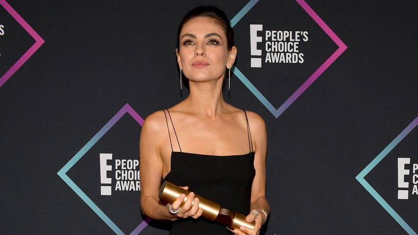 Mila Kunis bei den People's Choice Awards 2018