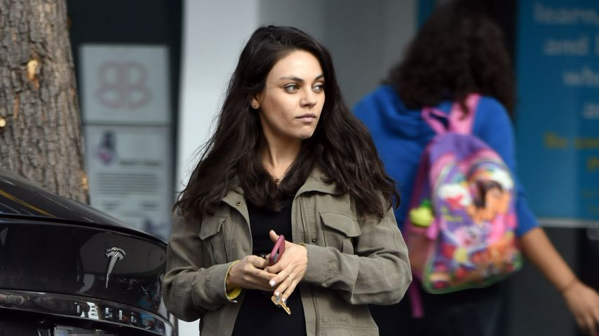 Mila Kunis beim Shoppen in Los Angeles