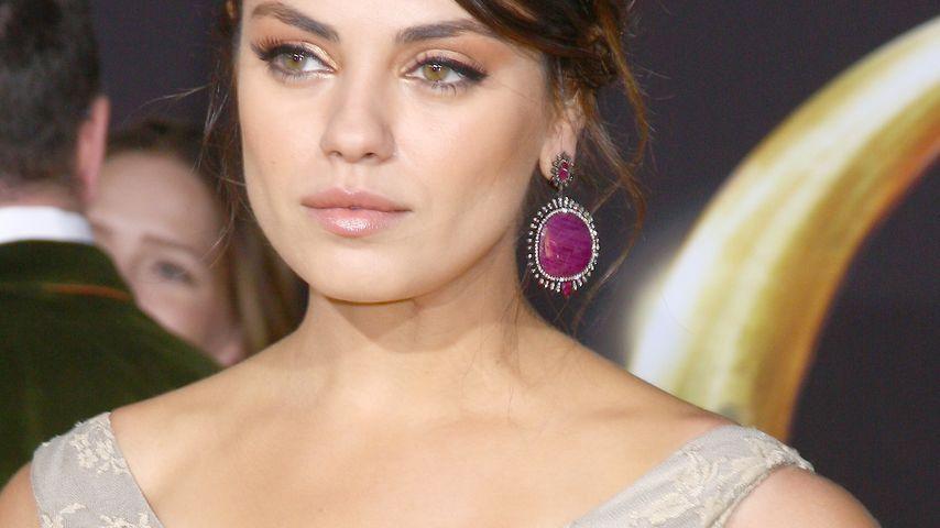 Mila Kunis: Für Kinder würde sie Karriere opfern