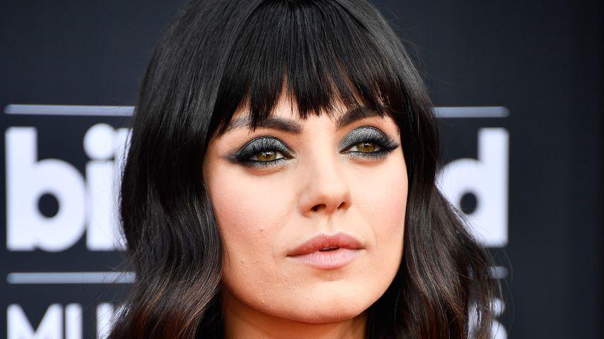Mila Kunis ist genervt wegen ständiger Trennungs-Gerüchte!