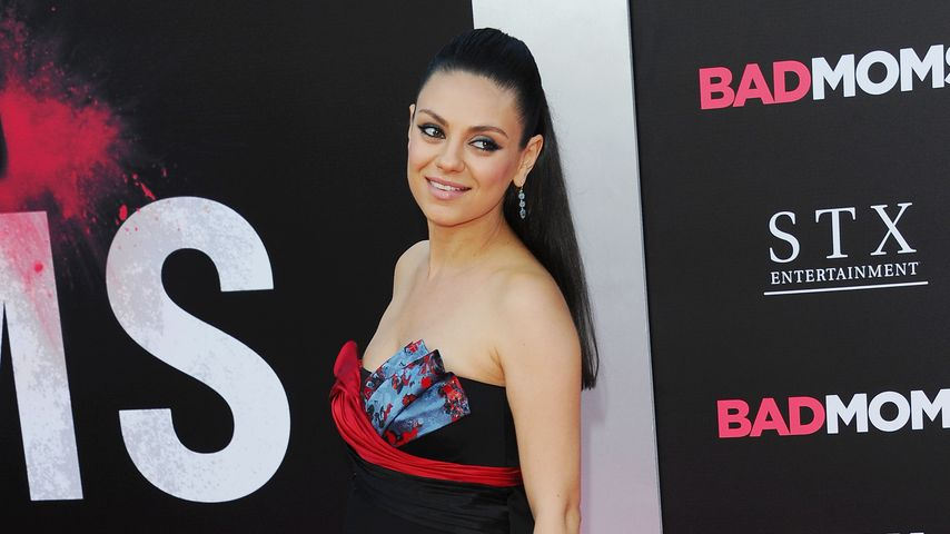 "Mila Kunis auf der ""Bad Moms""-Premiere in Los Angeles"