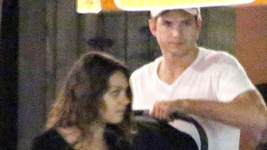Ashton Kutcher: Darum hat Klein-Wyatt keine Nanny