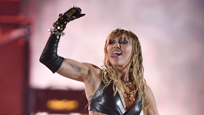 Miley Cyrus, September 2019