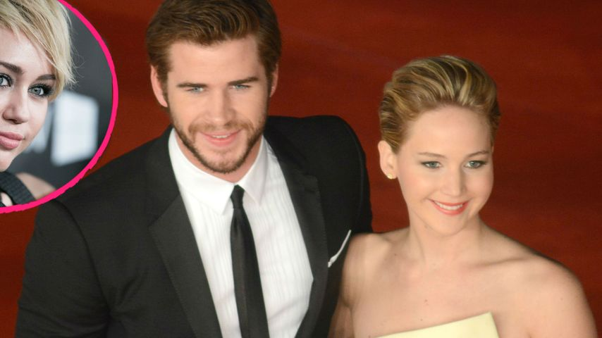 Über Miley hinweg! Jen Law befreit Liam Hemsworth
