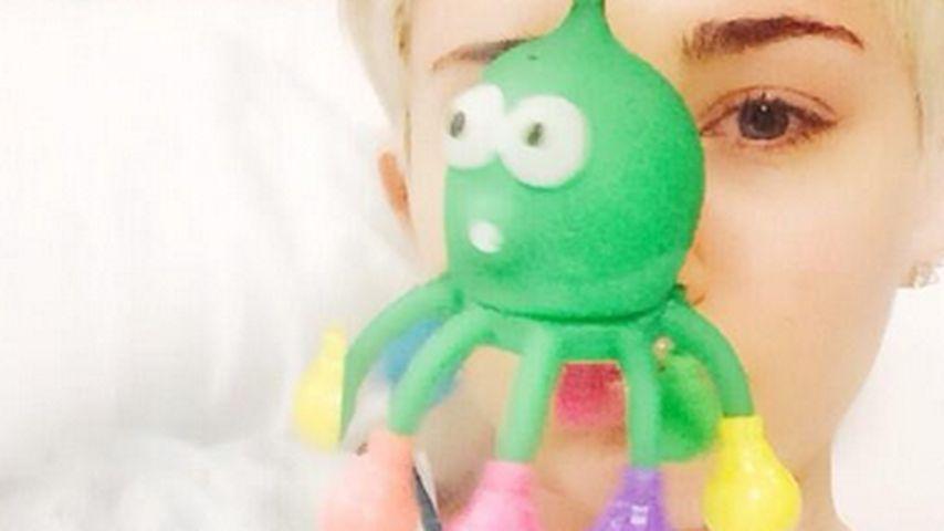 Konzert abgesagt! Miley Cyrus liegt im Krankenhaus