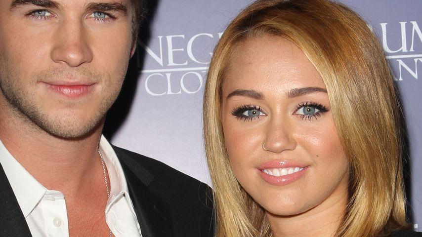 Liam Hemsworth und Miley Cyrus