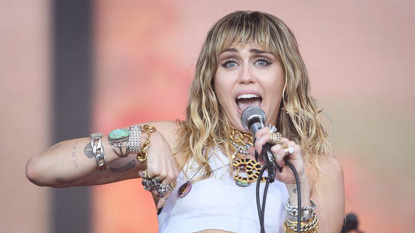 Miley Cyrus im Juni 2019