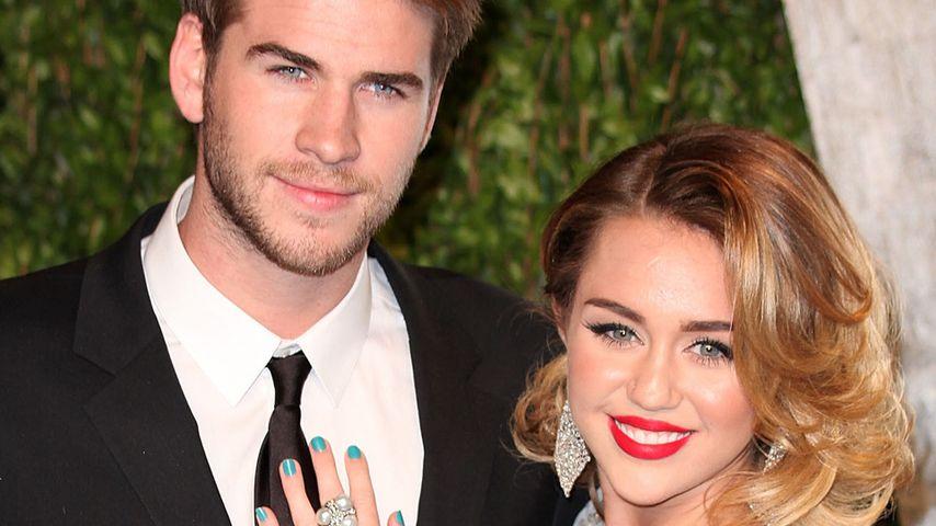 Am Strand: Hat Miley Cyrus ihren Liam heimlich geheiratet?