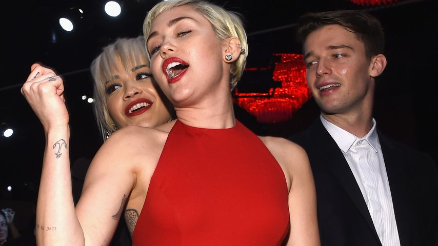 Miley Cyrus, Rita Ora und Patrick Schwarzenegger