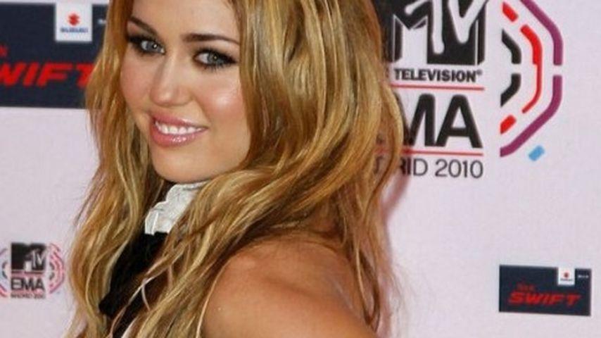 Miley Cyrus wollte mit der Bong nur Spaß haben